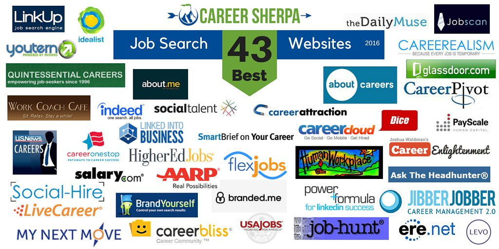 Looking for a new job? Here are my favorite resources!  43 Best Job Search Websites (2016) https://t.co/7W3fgjpa3f https://t.co/gYh2I7lN7F