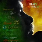 Happy Independence Day :) #VandeMataram #Nakshatram 1st Look Shinning soon :) #KV20 https://t.co/OxhRWke6Rq