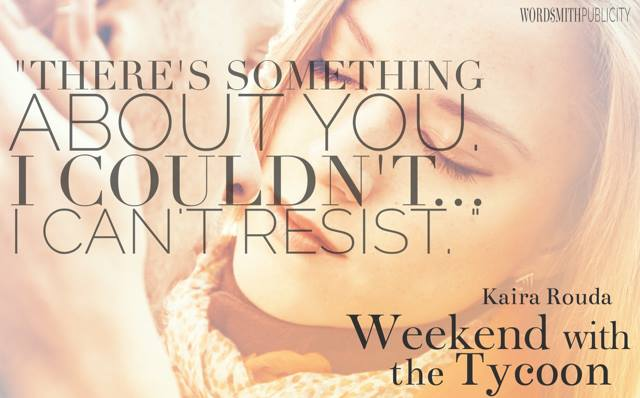 """Reads like a classical romance"" #FREE Weekend with the Tycoon #iBooks #ReadzTule https://t.co/D3gukIlAPD https://t.co/UmFDf2s7aK"