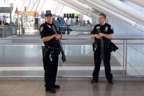 Investigations show no sign of gunfire at JFK airport