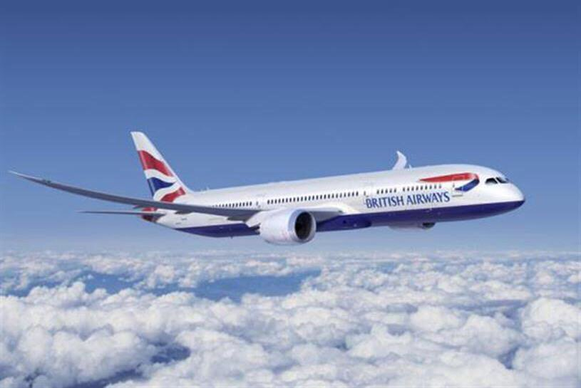 British Airways cuts down long-haul food service
