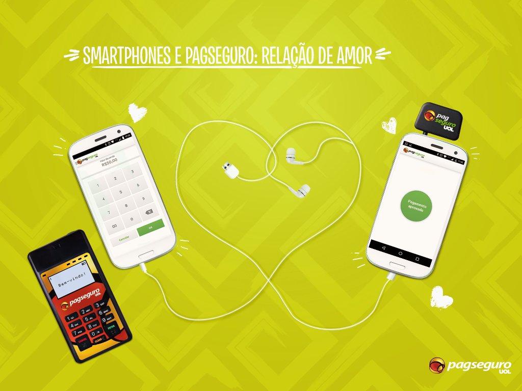 Sabia que hoje é o Dia dos Smartphones? E o PagSeguro tem um ligação especial com eles.