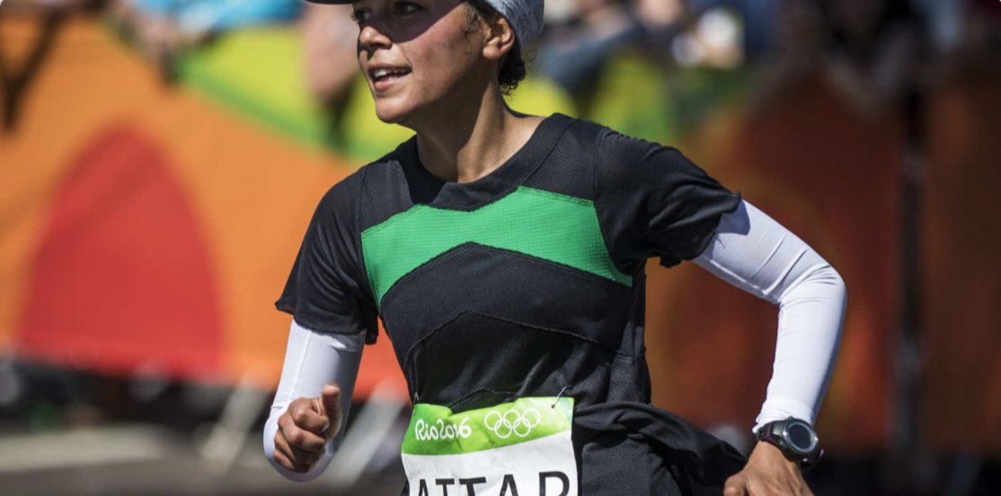 How @Oiselle used Polartec fabric to keep @theSarahAttar cool as she made history yesterday: https://t.co/EFNhONaKKx https://t.co/z1IwXYFH6A
