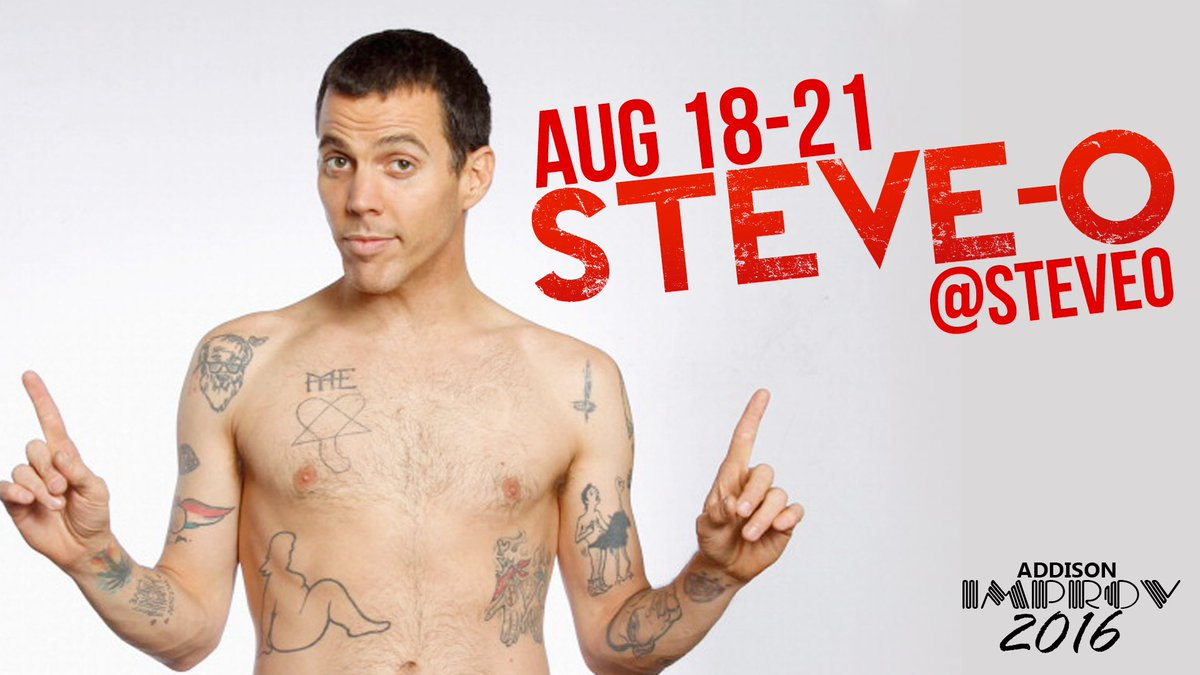 This weekend Dallas will experience @steveo LIVE & uncut! Get your tickets at https://t.co/iOxF01iNW9 (972) 404-8501 https://t.co/EtllBAkAC7