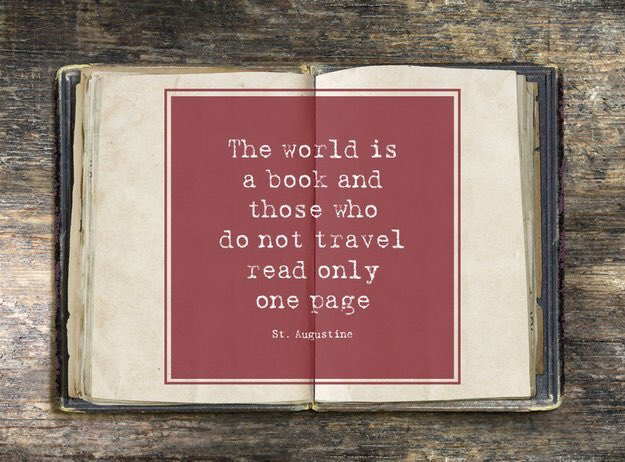 So true! #MotivationMonday #Travel #TravelTheWorld https://t.co/TLMJg2ncTI
