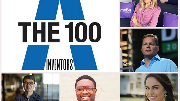 We just revealed our picks. Check out the inventors on the #Upstart100 https://t.co/CaKcCgvEFc https://t.co/SWxi8ctGUU