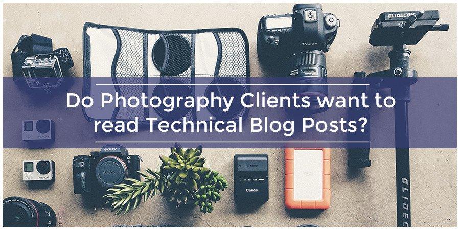 Do Photography Clients want to read Technical Blog Posts? via @rac_fotoskribe https://t.co/H8P65zLpDV https://t.co/nVei81o0SA