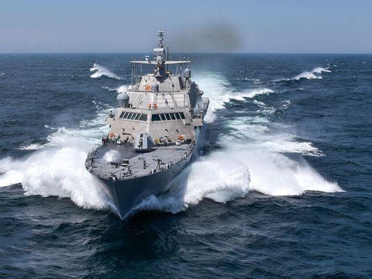 Detroit-named warship delivered to Navy