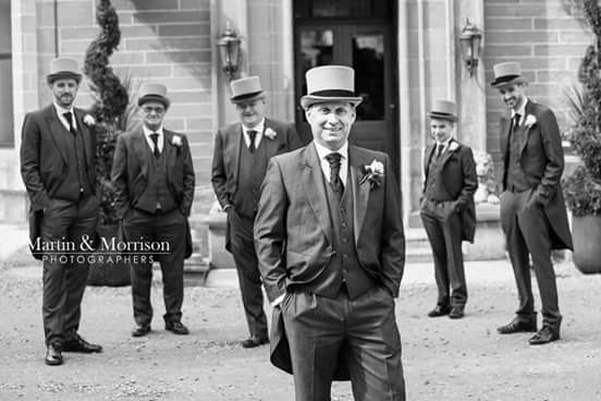The boys are back in town #weddingnight #weddingindustry #weddinganniversary #tails #mondaymotivation #TheNightOf https://t.co/g725cctii8