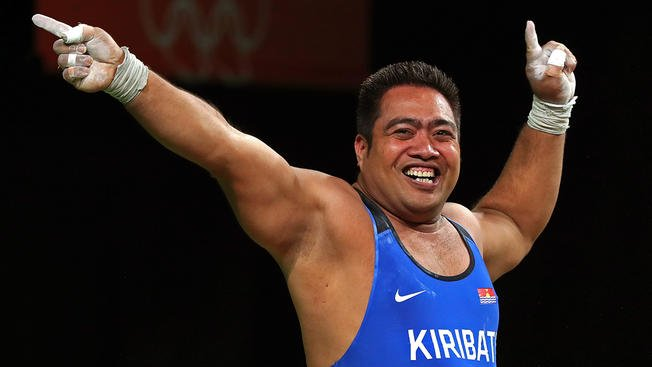 Weightlifter Wins Over Rio With Dancing, Smiles