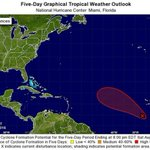 Hurricane center says tropical depression 'likely' to form soon in eastern Atlantic