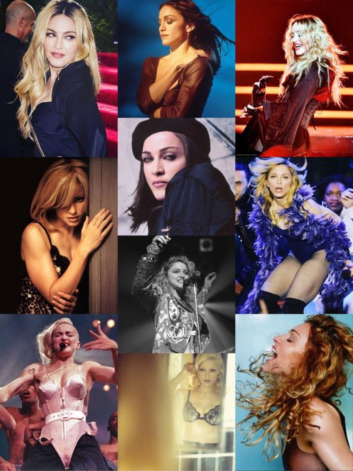 Happy birthday to the greatest female artist OF ALL TIME !     God save the queen