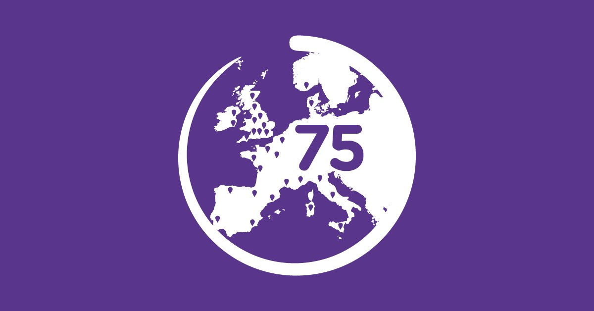 Did you know Flybe flies fr 75 UK & European airports? Fly fr £24.99 ow! T&C's apply.