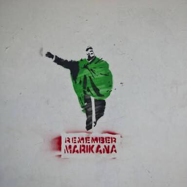 4 years, 44 lives, 0 accountability. #RememberMarikana https://t.co/D5y8tL1H87