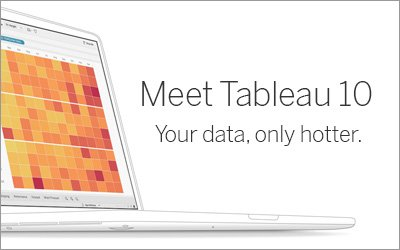 Your data just got hotter. #Tableau10 is available now: https://t.co/FBo8O61xuO https://t.co/mOIuChCjTa