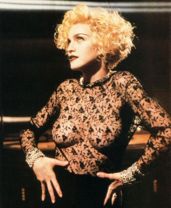 Happy Birthday, Dear Madonna!