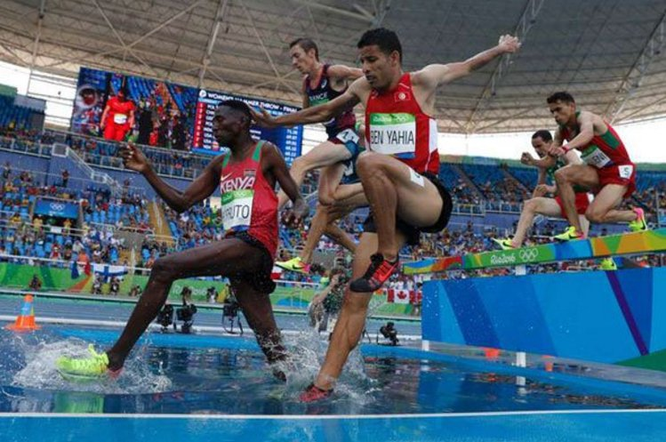 Kenyans earn men's 3000m steeplechase final slots in Rio
