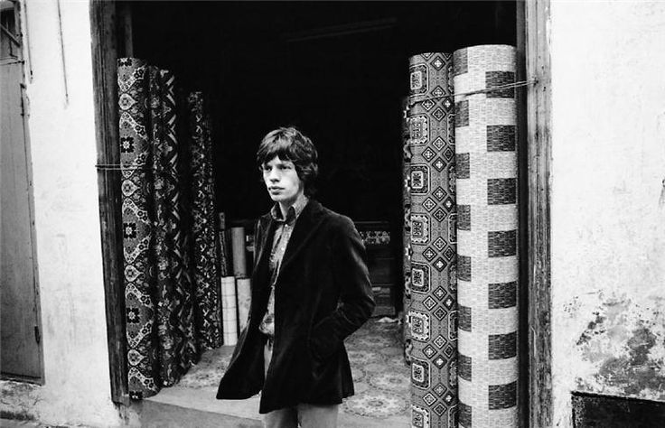 Morocco Mick, 1967.   #impossiblecool https://t.co/lIqw0nuidE