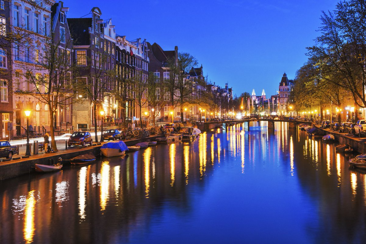 We've got 15% off flights to the Netherlands. Enjoy