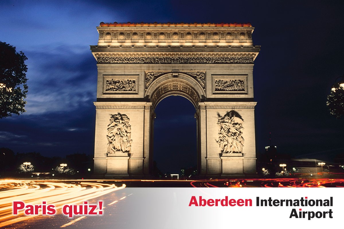 Destination of the week. Test out your Paris knowledge with our quiz. Can you get 10/10?