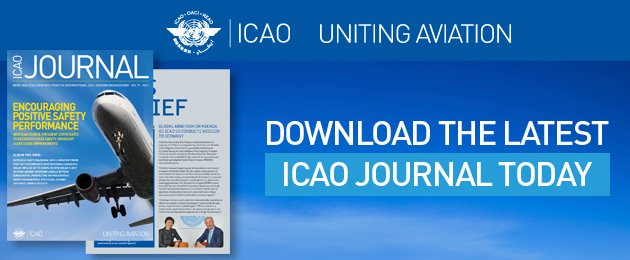 Download the latest ICAO Journal