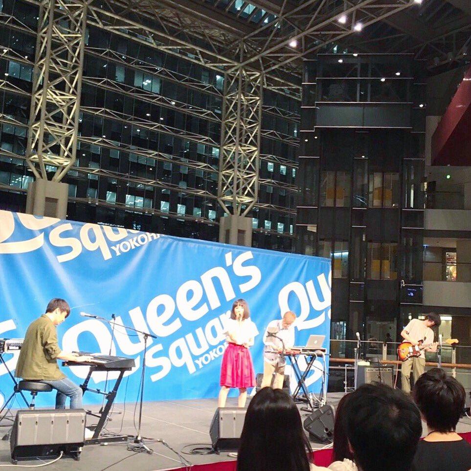 リリースイベントat 横浜  覚えてる顔も、初めましての顔も、お話できてすごーくうれしかった!💓 ふ…
