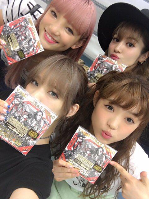 DANCE EARTH PARTY 「NEOZIPANG〜UTAGE〜」発売中です!! 八クルクルダ…