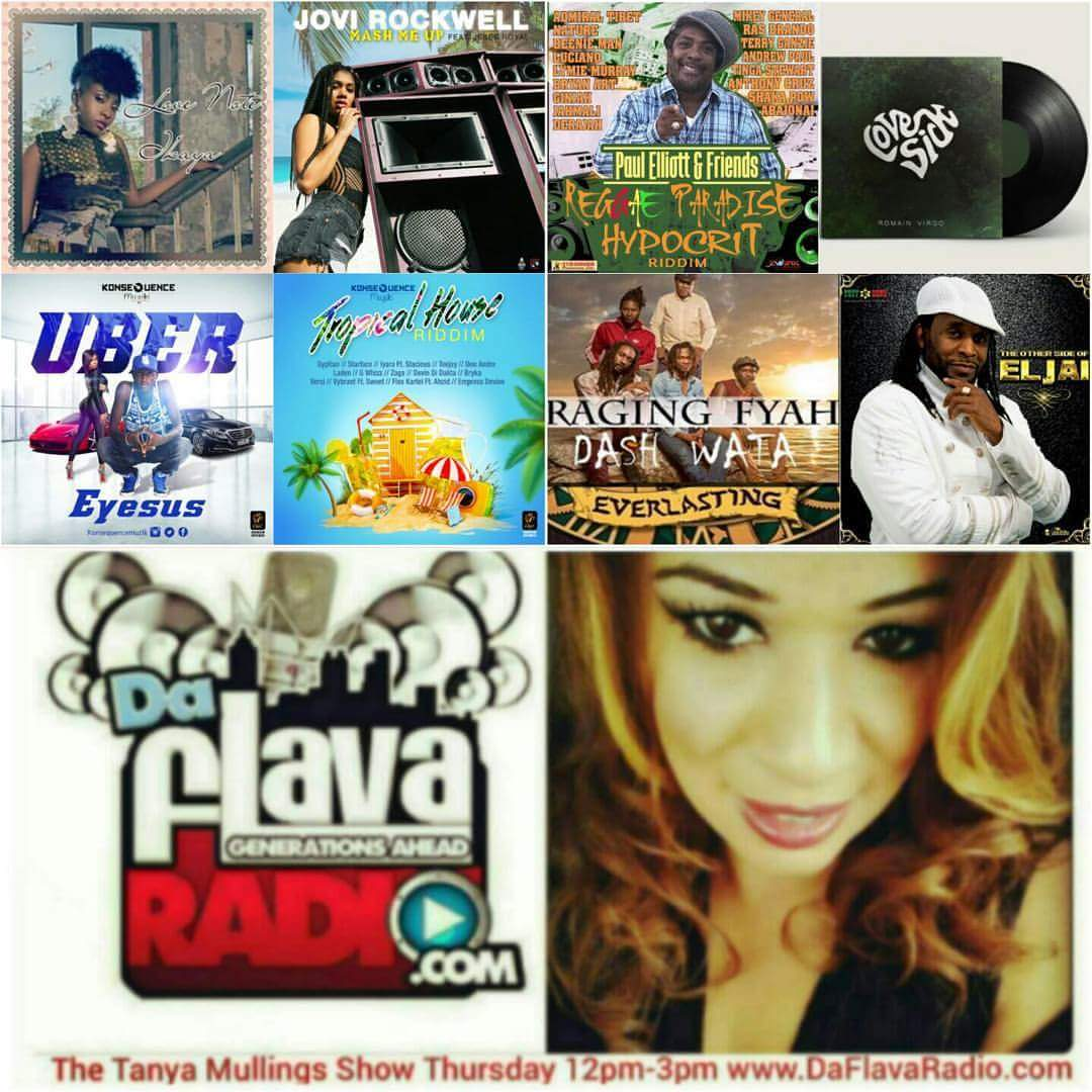 2day Tunein 12pm-3pm https://t.co/Tt66u4qBD9 @DaFlavaRadio @RealRomainVirgo @eyesus @IkayaOfficial @koncQuenceMuzik https://t.co/RCf8NVKOV9