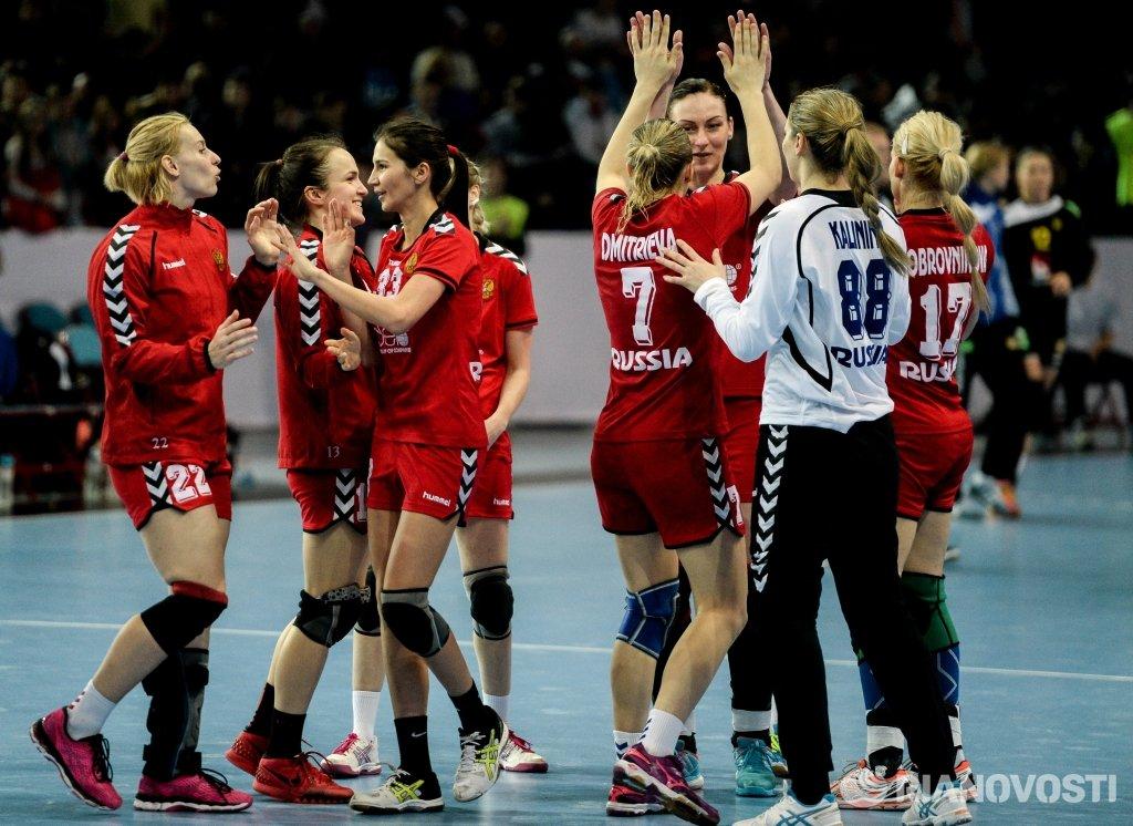 Гандбол женская сборная