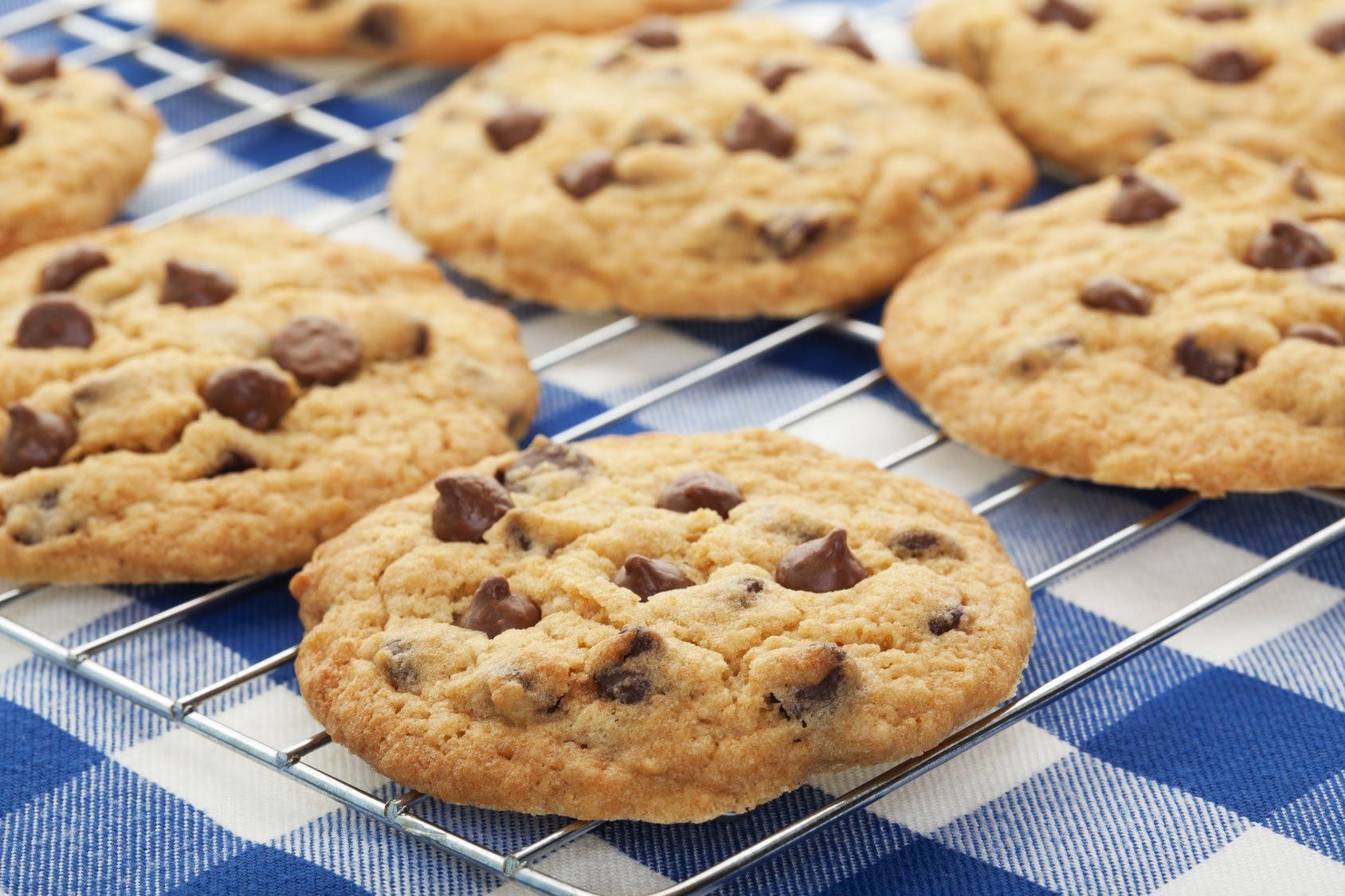 Печенье быстро и вкусно в домашних условиях рецепт