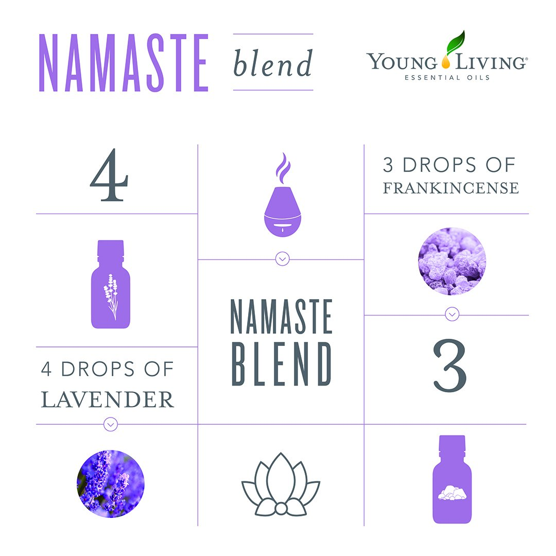 With these in the diffuser and some time on the yoga mat, we're feeling a whole lot more 🙏🏻. https://t.co/nL853DIW3t