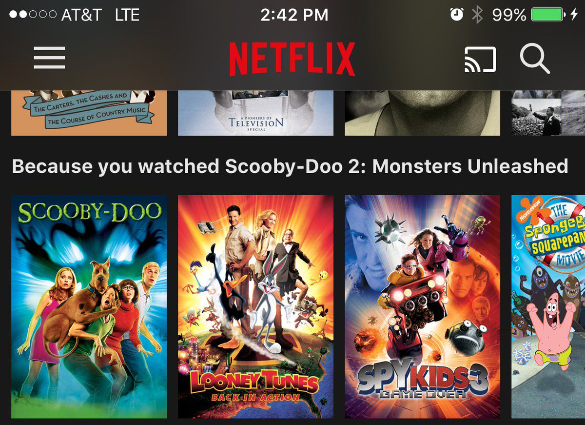 Listen Netflix, I don't rub your mistakes in your face... https://t.co/9nNamlabyD