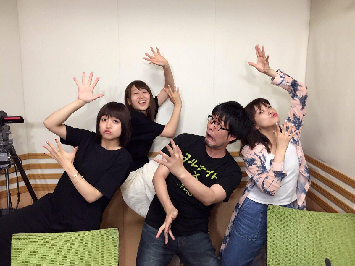 「鷲崎健のヨルナイト×ヨルナイト」ご視聴ありがとうございました!信じられないくらい笑った!(笑)憧れ…