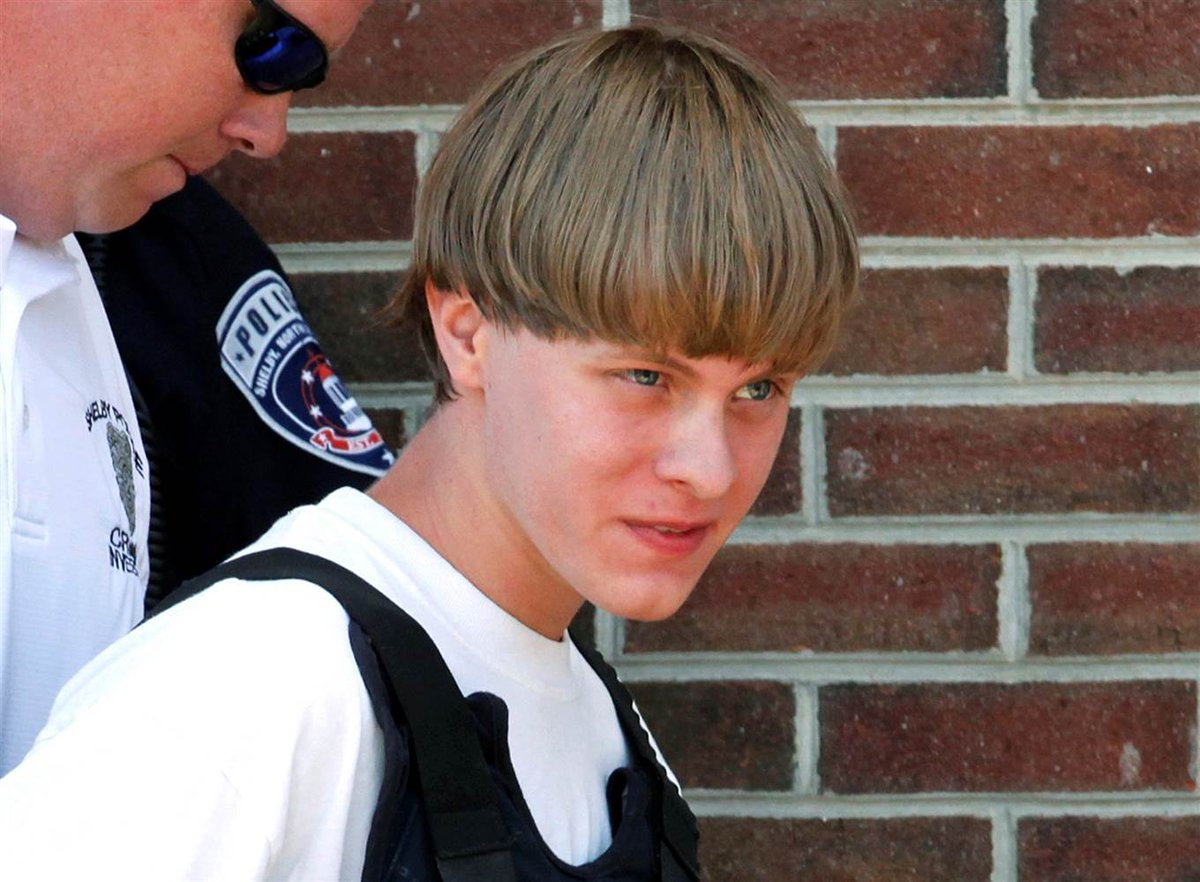 Accused Charleston church shooter Dylann Roof assaulted in jail