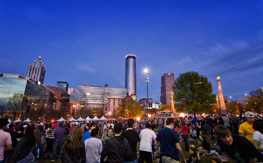 RT @DiscoverAtlanta: Where to eat, stay and play. Check out @CNTraveler's perfect ATL weekend!