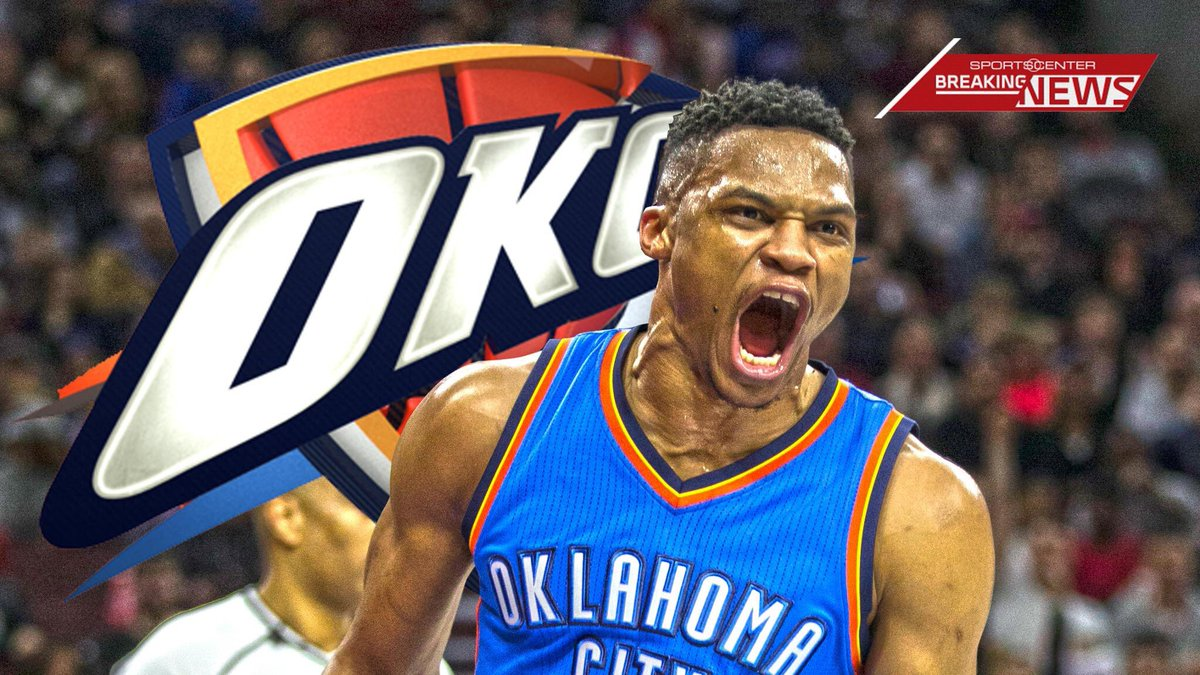 Today is officially Russell Westbrook Day! #InRussWeTrust #TheRoarContinues https://t.co/qQPxUiRpkD