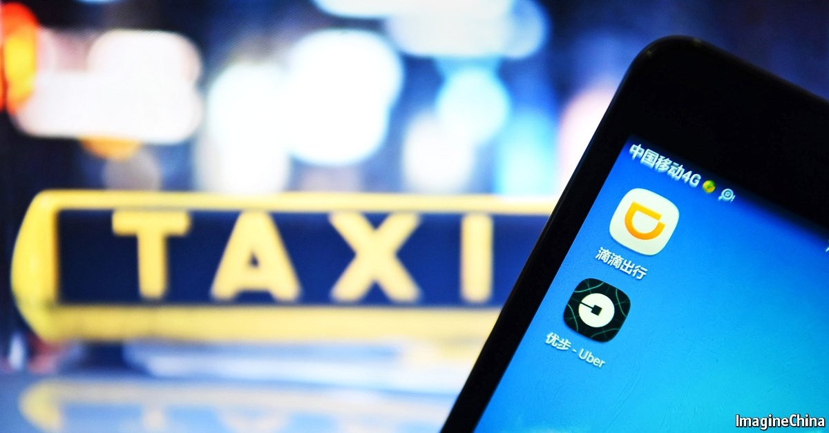Innovation in China: how Uber's rival Didi Chuxing warded off the Silicon Valley giant