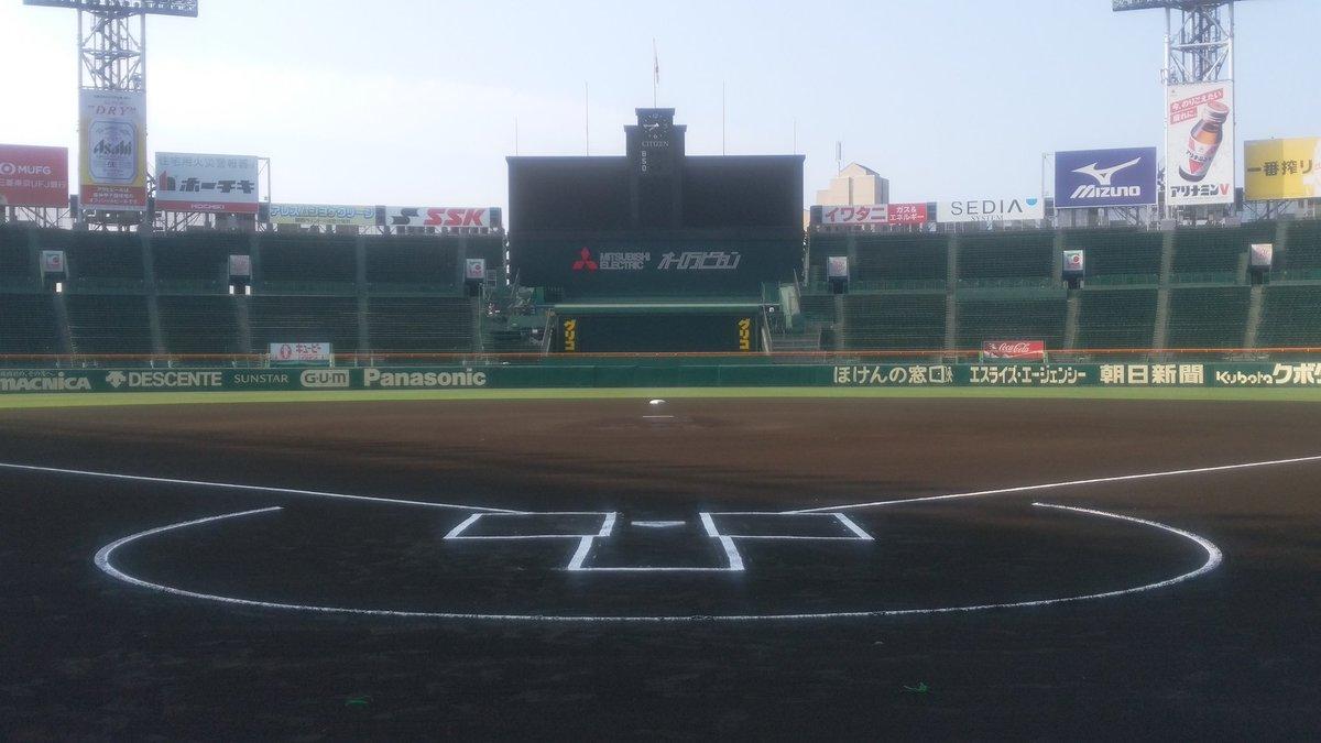 ねったまくん「おはようございます。夏の甲子園は明後日開幕します。日中はABCとBS朝日の高校野球中継…