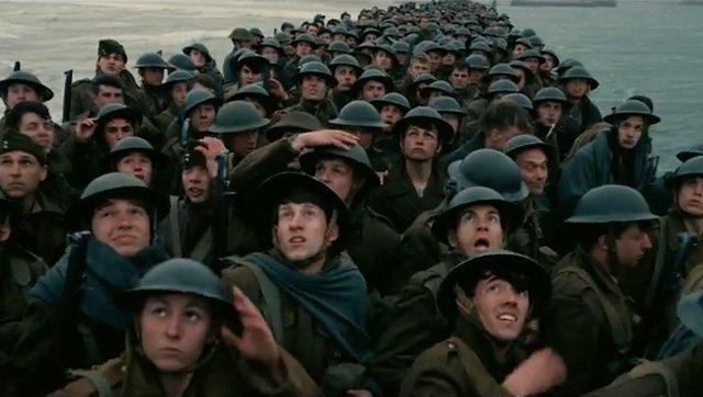 クリストファー・ノーラン監督作「ダンケルク」より特報動画が公開。第二次大戦下に行われた史上最大の撤退…