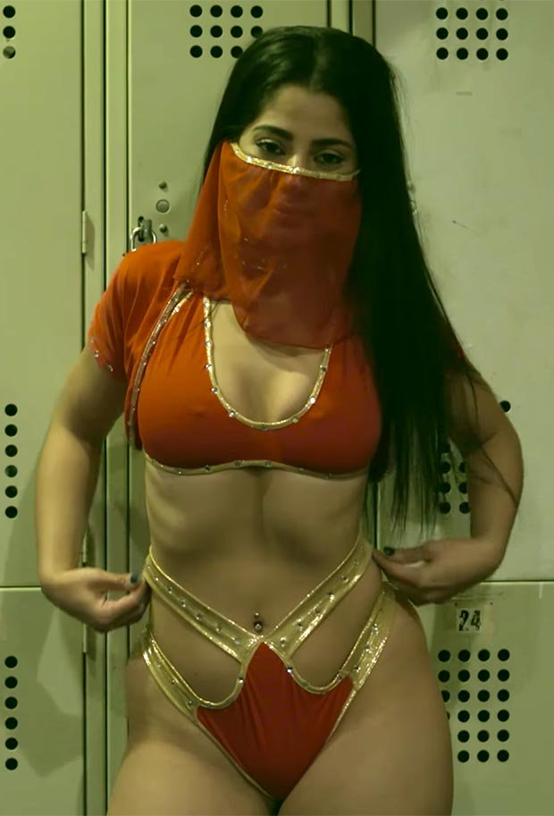 porno hijab Muslim