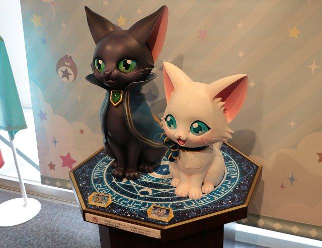『白猫プロジェクト』コラボカフェが原宿でオープン! 回数を重ねたからこそ実現した、ゲームの世界観と美…