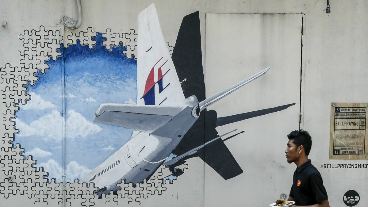 Malaysia confirms MH370 route was on pilot's simulator