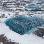 Melting Arctic ice turns abandoned military base into ticking toxic time bomb