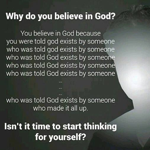 an analysis of atheists beliefs about the existence of god
