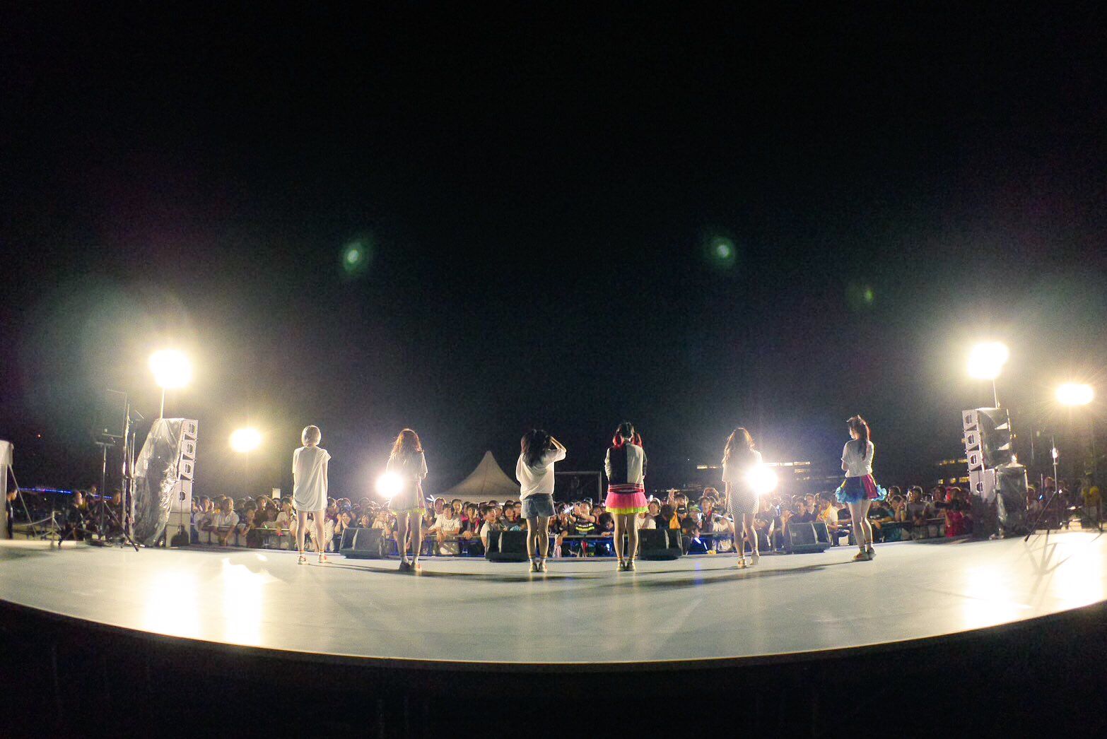 TIF2016 1日目 妄想キャリブレーション  @SKY STAGEのトリを務めさせていただきました!  #TIF2016 https://t.co/HLPy8i7LJO