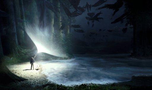.。oO(もののけ姫の森のシーンを見る度にエクスペクトパトローナムしたくなるのは私だけではないはず……