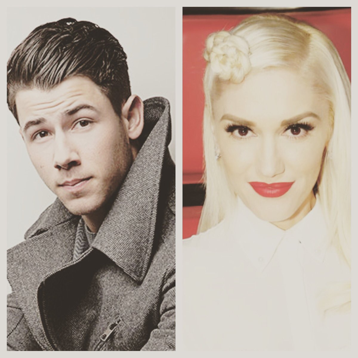 Big day on my show today! Nick Jonas + Gwen Stefani are both calling - win tickets to both shows! Keep it on Mix!