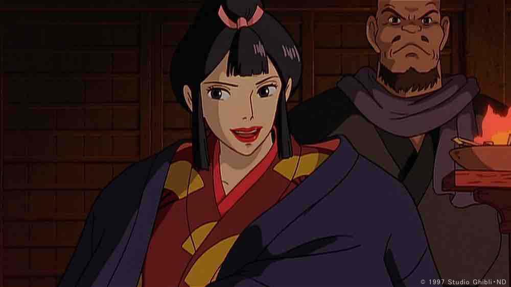 ☞続き 宮崎駿監督からは「宝塚風にならないように」というリクエストがあったそうです。 #エボシ御前 …