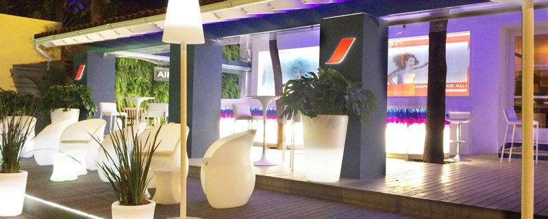 """RDV au ClubFrance à Rio avec le délicieux menu signé """"Miam Miam"""" et les DJs"""