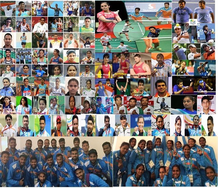 Lets get behind these superstars of Indian contingent in #Rio2016..wish you all the luck...#GoForTheGold#jaihind https://t.co/Xvdba0KF0n